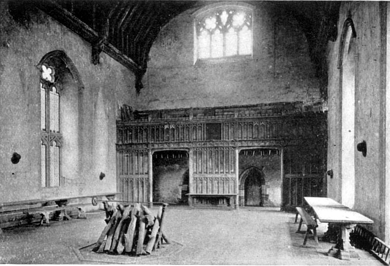File:The Hall at Penshurst Place from Ancestral Homes of Noted Americans by Anne Hollingsworth Wharton (1915).jpg