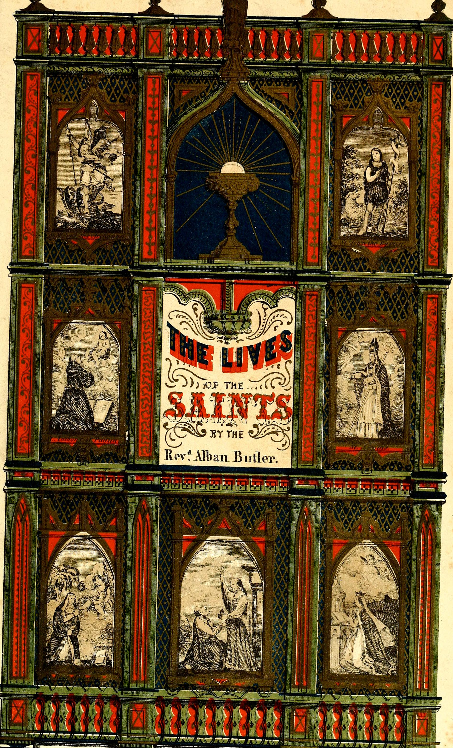 ''The Lives of the Saints''