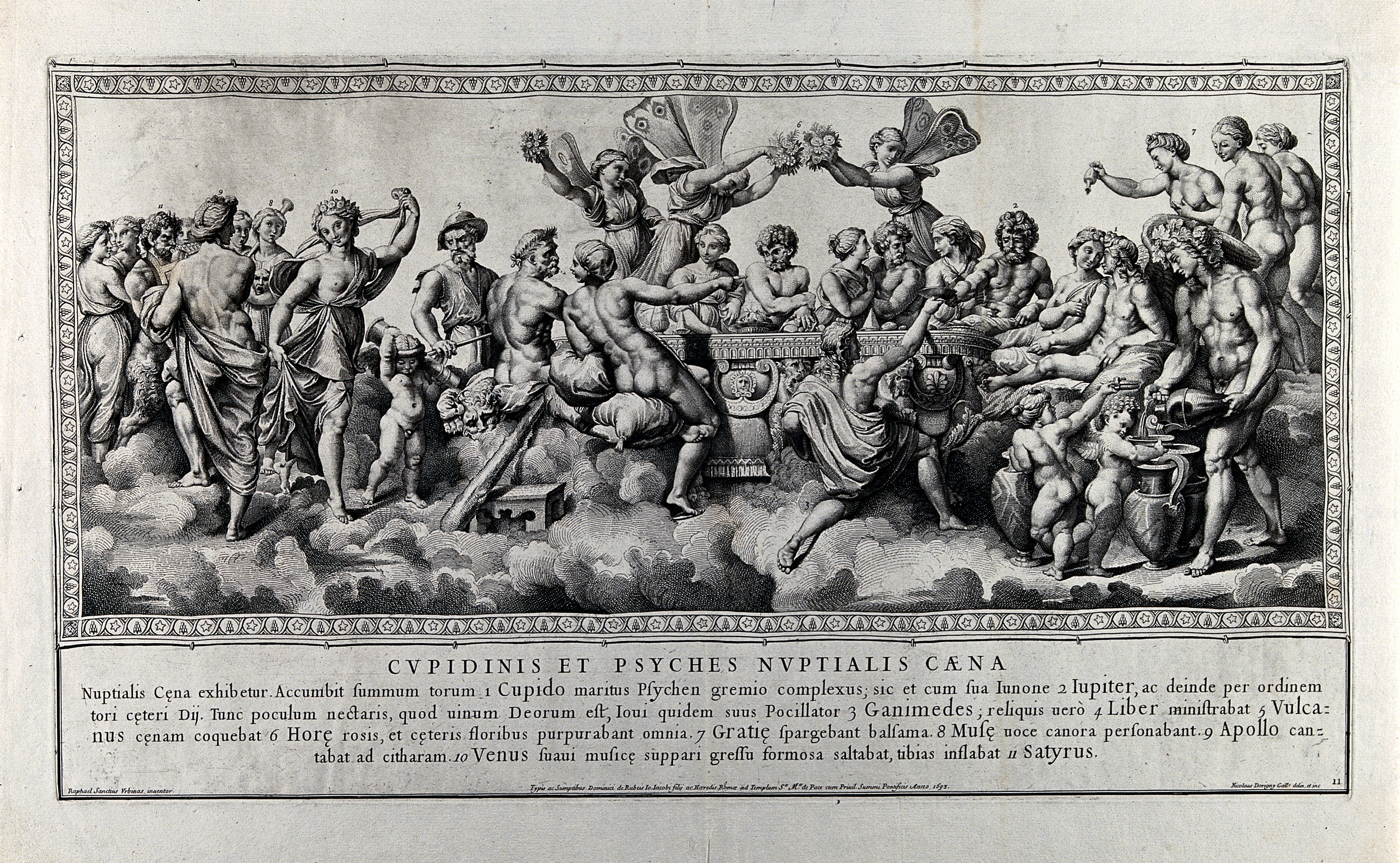 File The Story Of Cupid And Psyche Wedding Feast An Wellcome