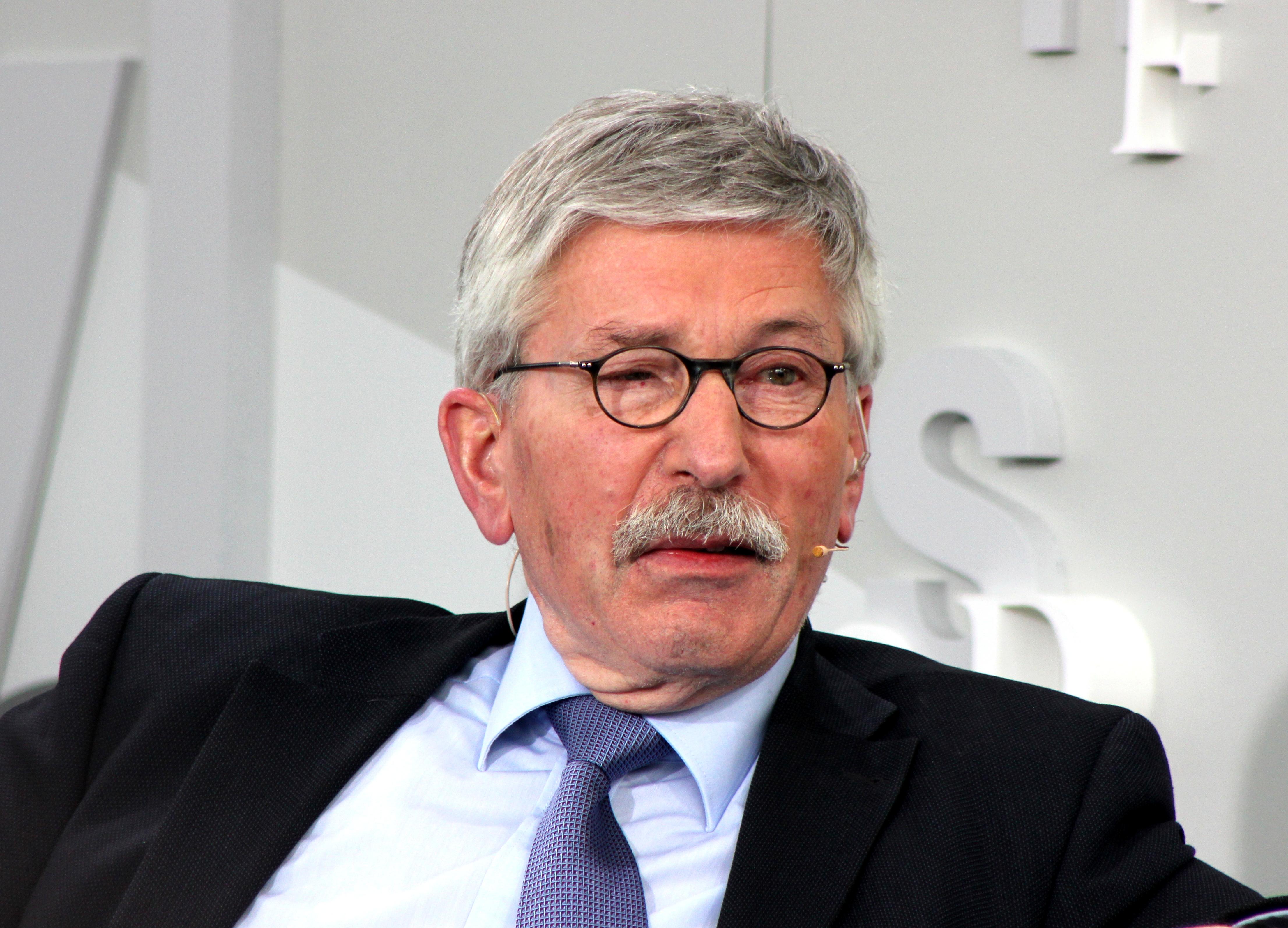 Thilo Sarrazin Wikipedia