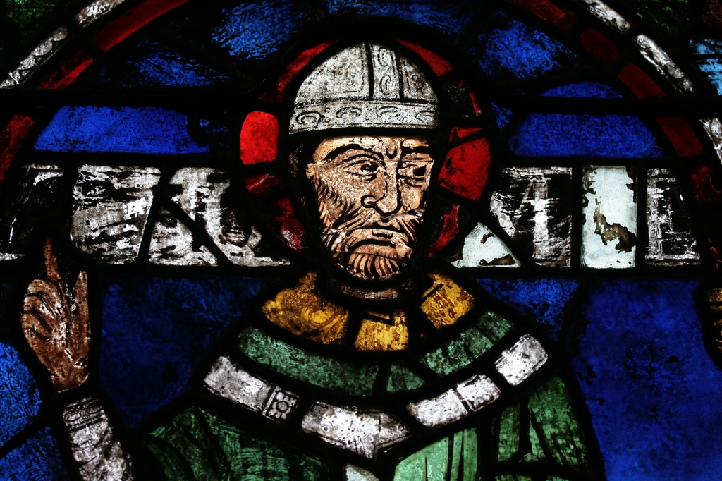 Image result for becket stained glass