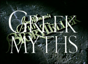 Title card for The Storyteller: Greek Myths