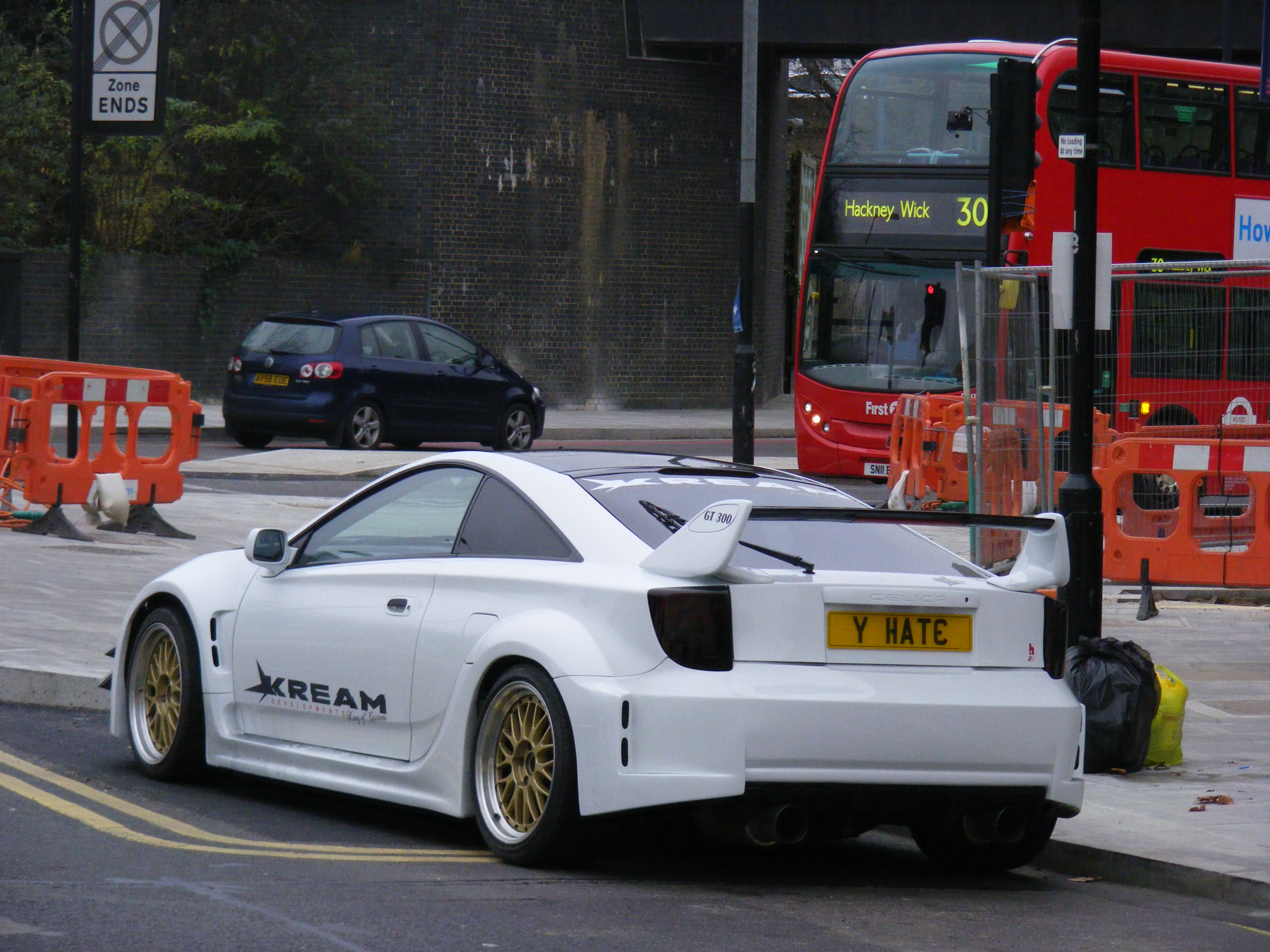 Toyota_Celica_1.8_VVT-i_Rear_in_East_Lon