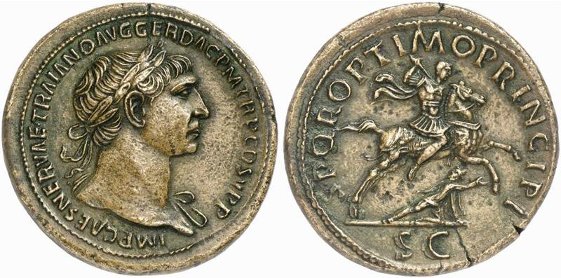 piece de monnaie gallo romaine