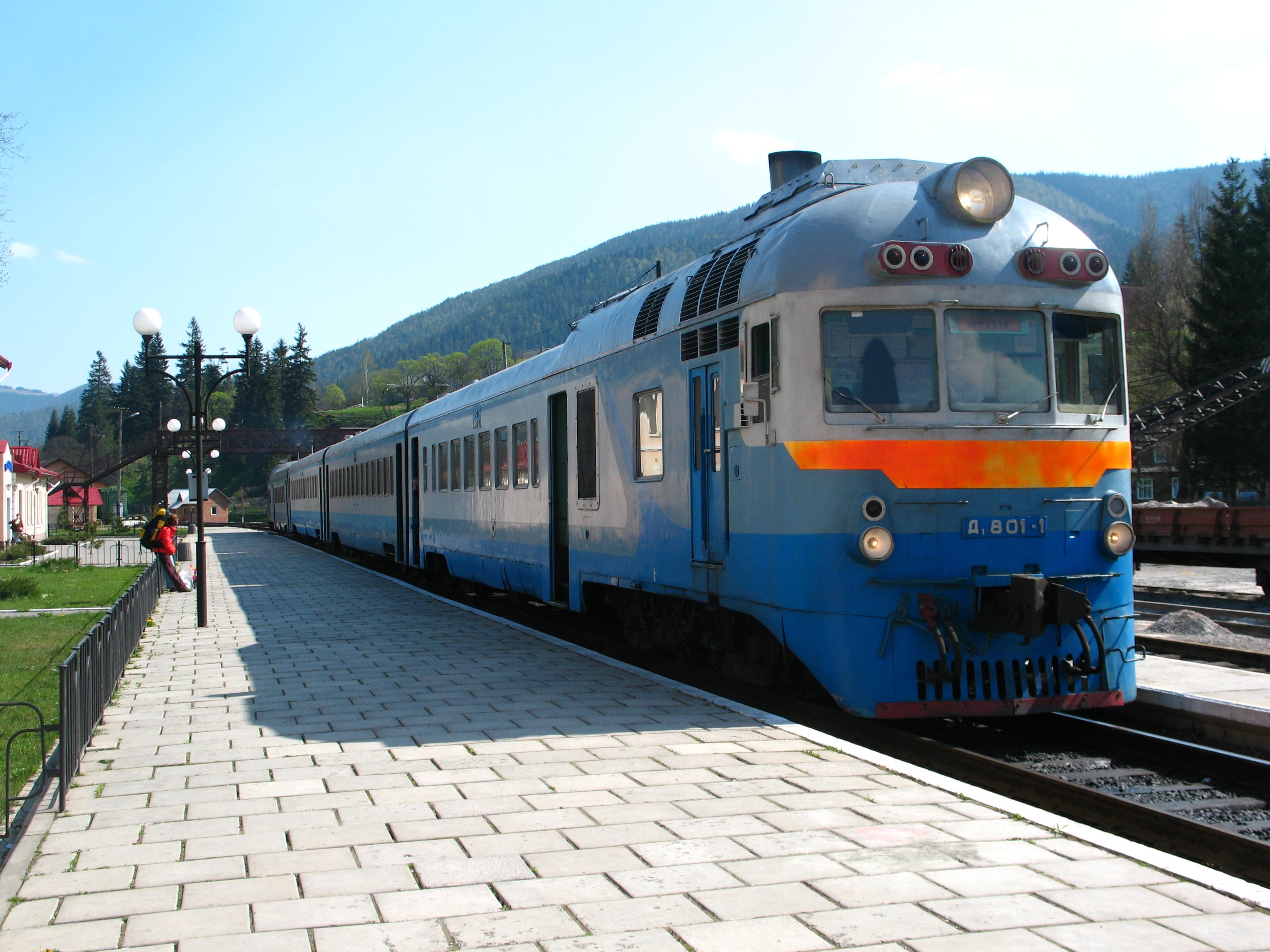До 8 Березня призначені додаткові поїзди в західному напрямку