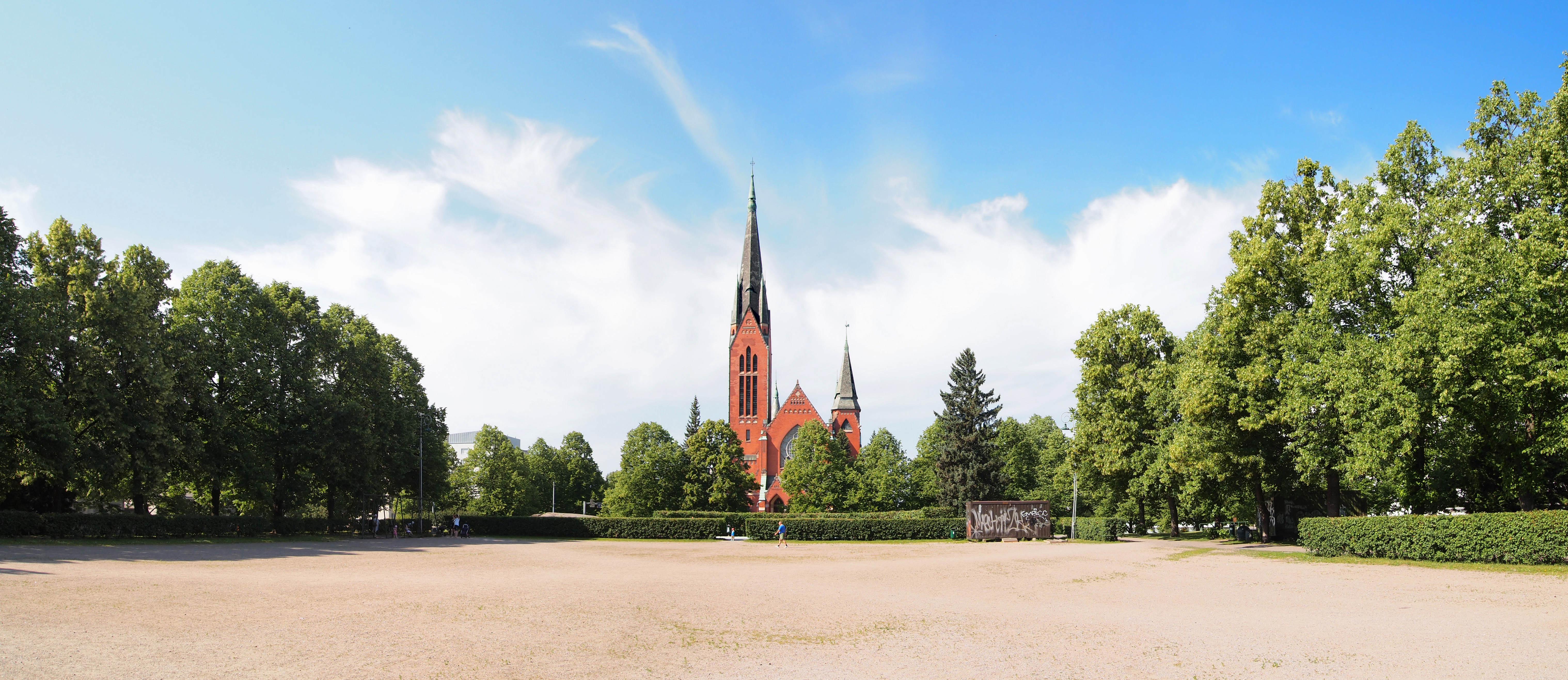 Mannerheimin Puisto
