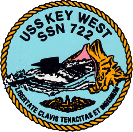 USS Key West SSN-772 Crest.png