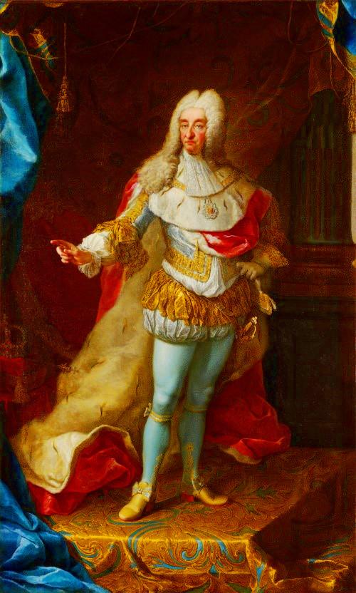 Archivo: Víctor Amadeo II de Saboya por Mytens, Palacio Real de Turin.jpg