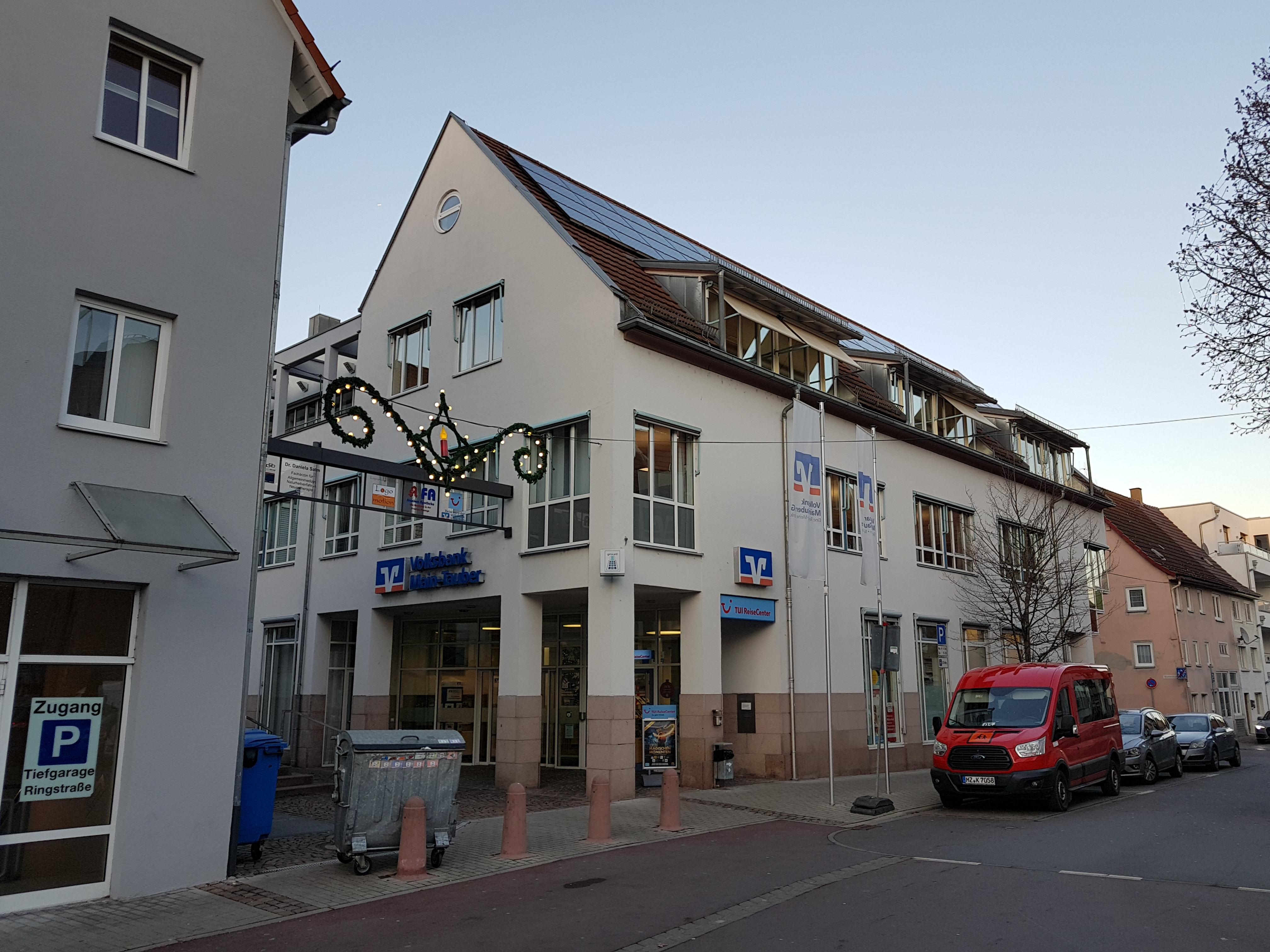 Volksbank tauberbischofsheim
