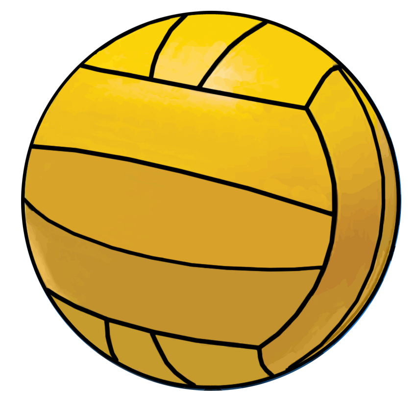 file water polo ball icon png wikimedia commons rh commons wikimedia org Happy Thanksgiving Clip Art Swimmer Clip Art