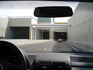 Western Scheldt Tunnel Tunnel under the Western Scheldt estuary in the Netherlands
