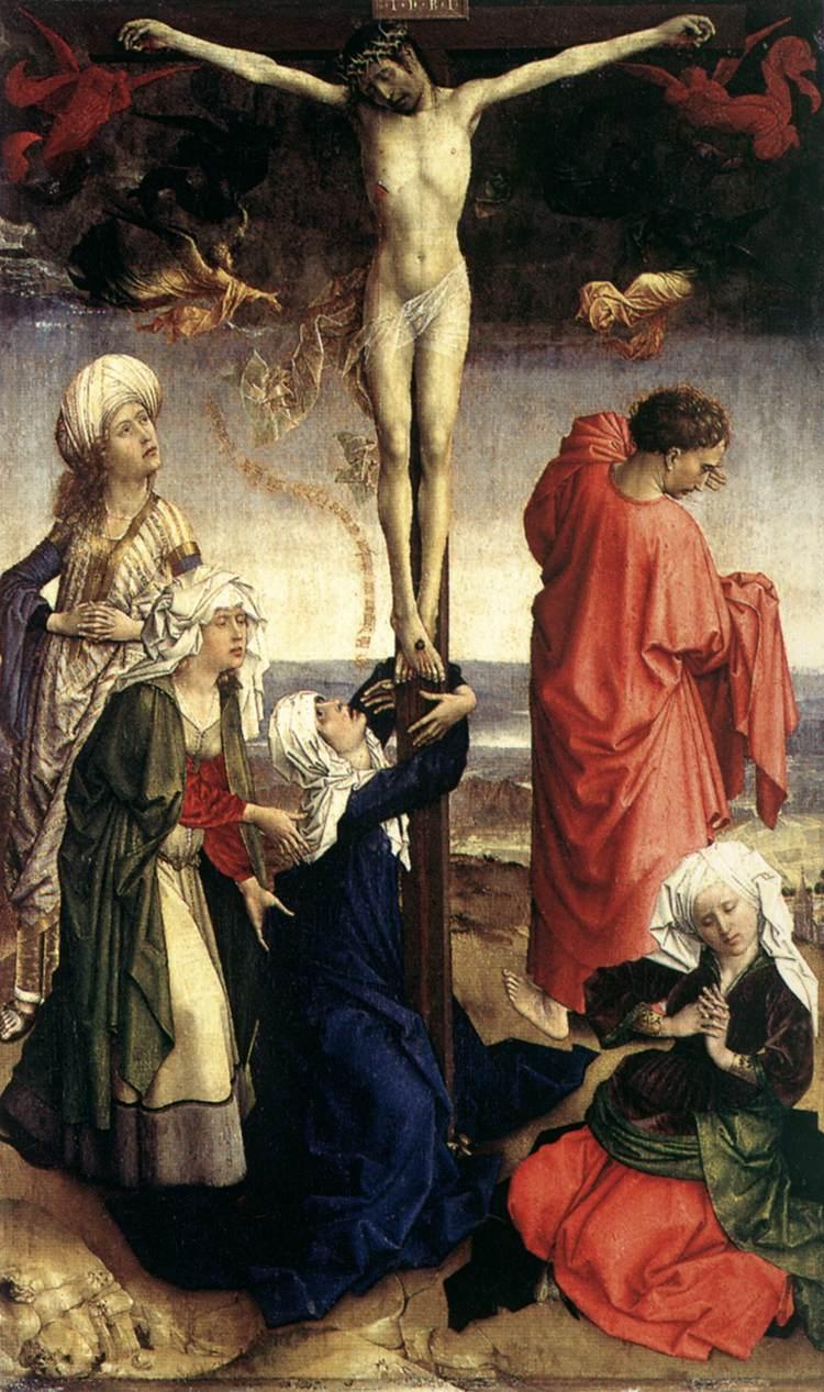 http://upload.wikimedia.org/wikipedia/commons/b/b1/Weyden_Crucifixion.jpg