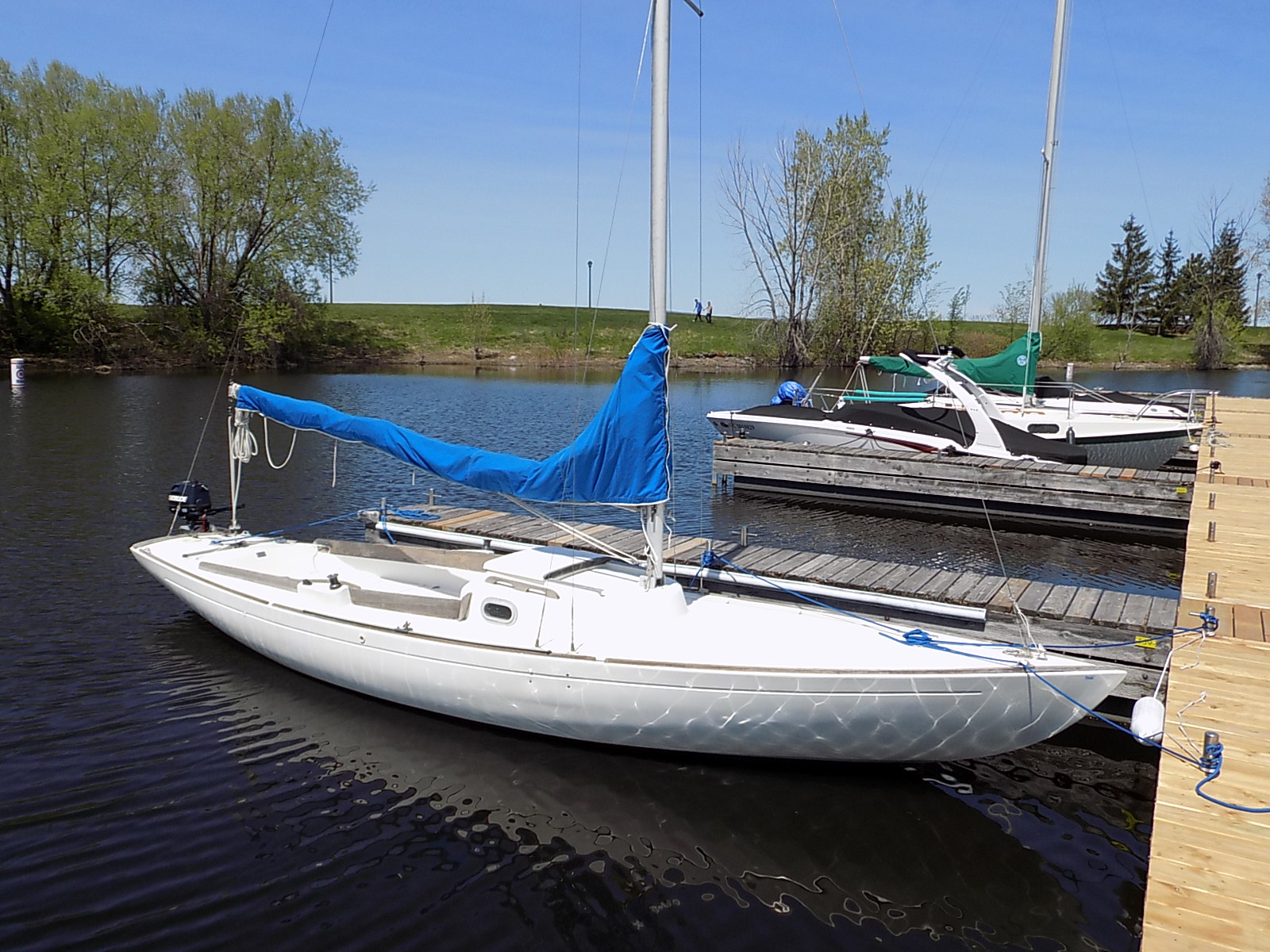 Bluenose one-design sloop - Wikipedia
