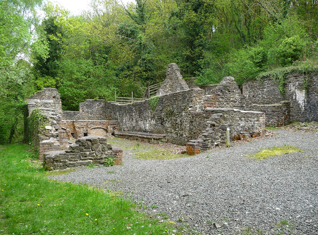 Winding Engine House, Snailbeach