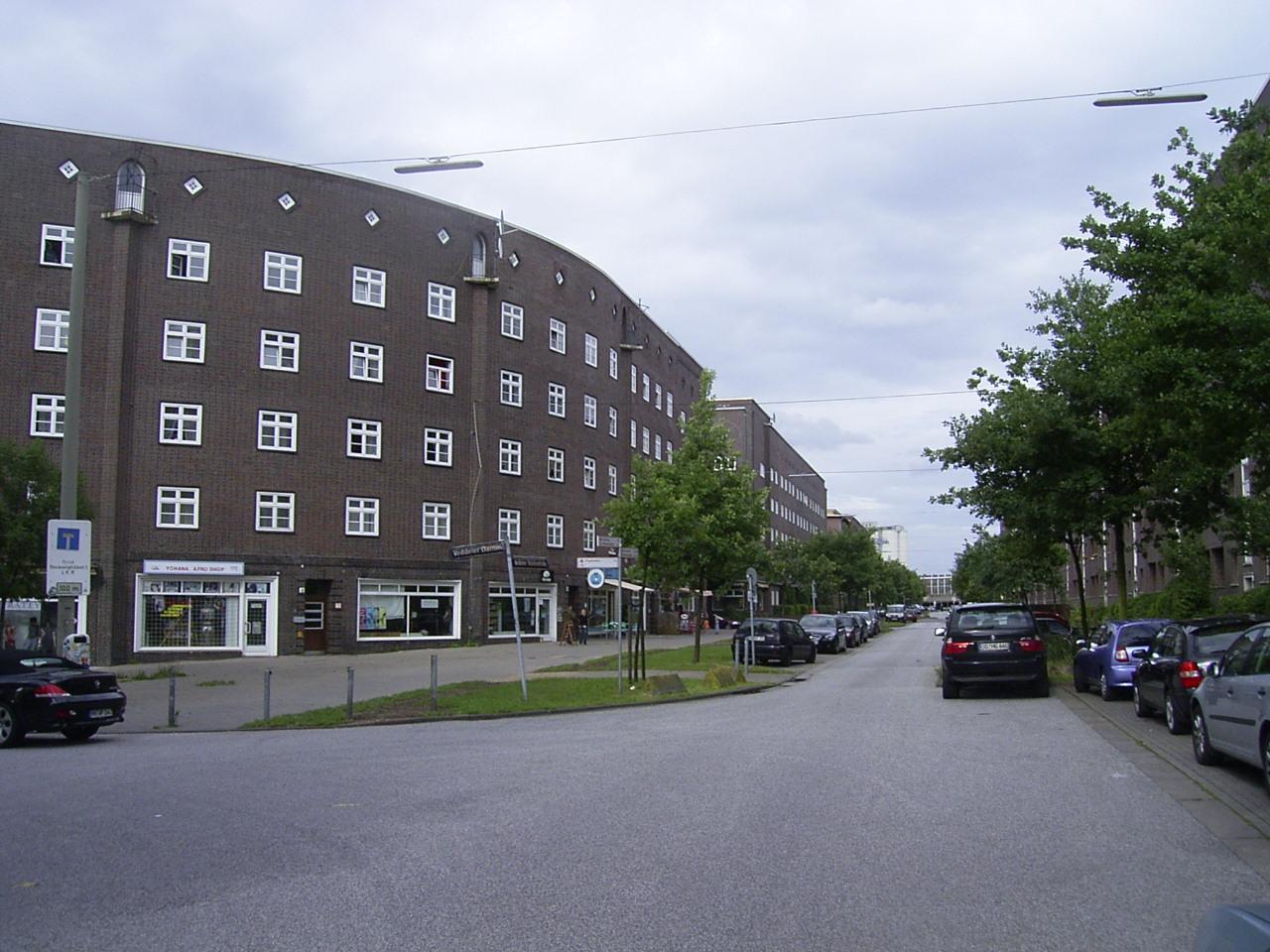 Veddel Hamburg