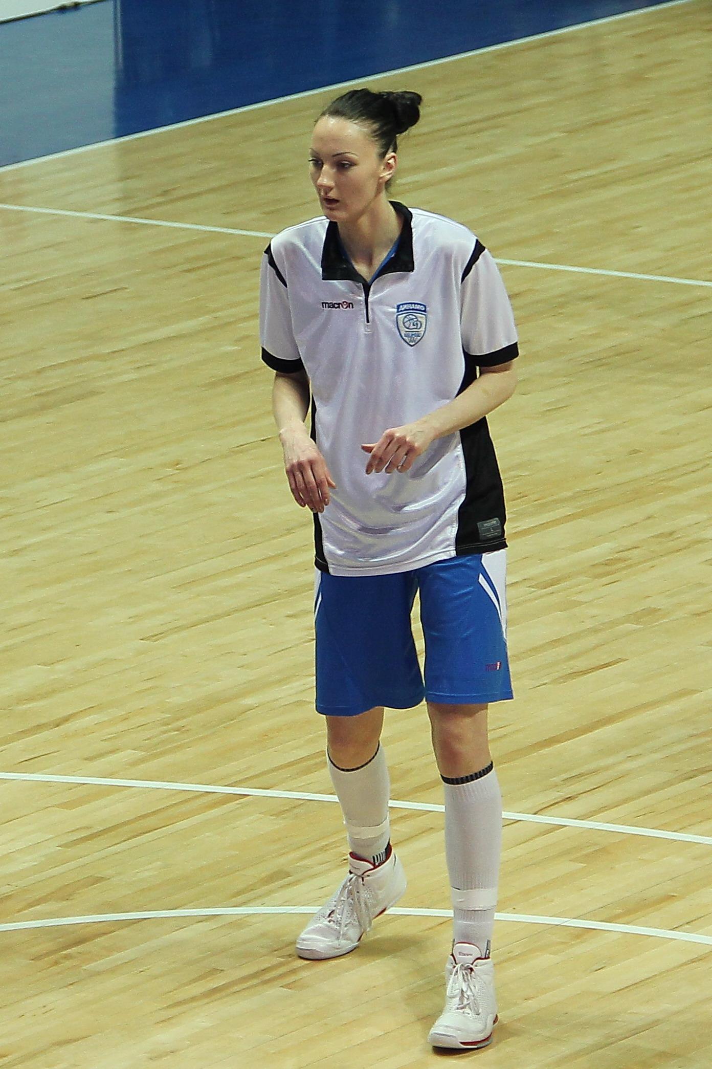 Russian girl tall Svetlana Khorkina