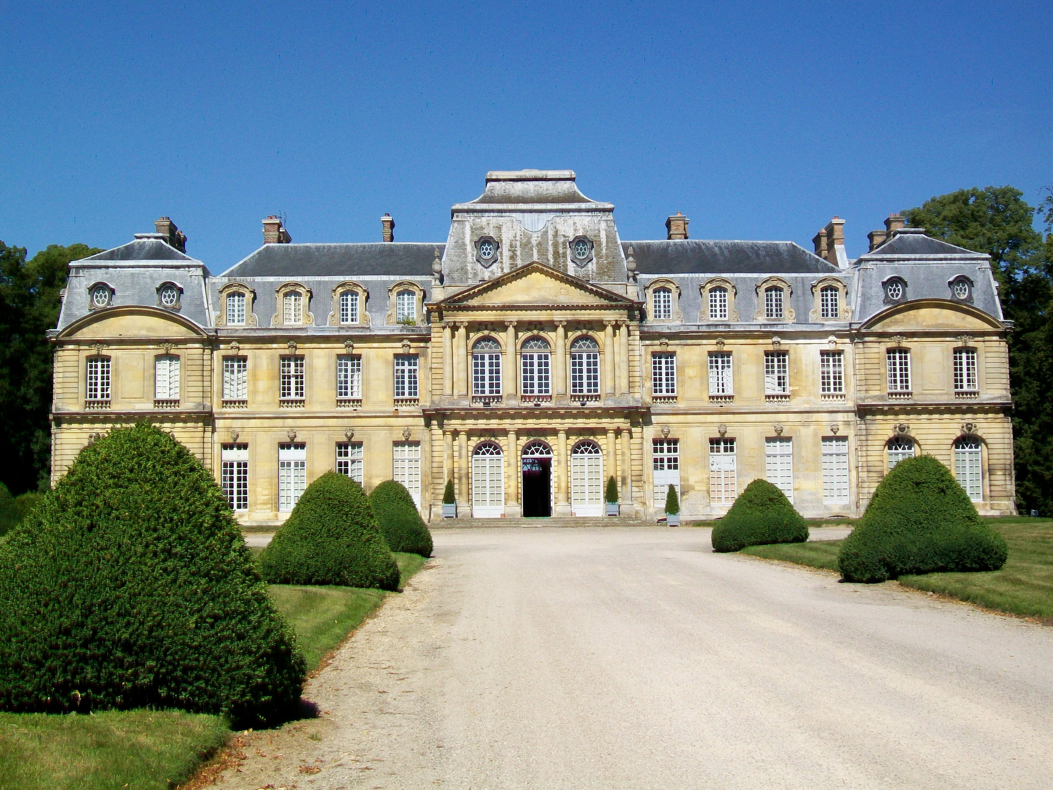chteau de champltreux wikiwand - Chateau D Artigny Mariage