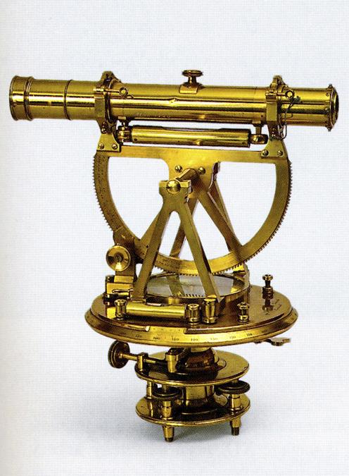 Теодолит 1840 г.