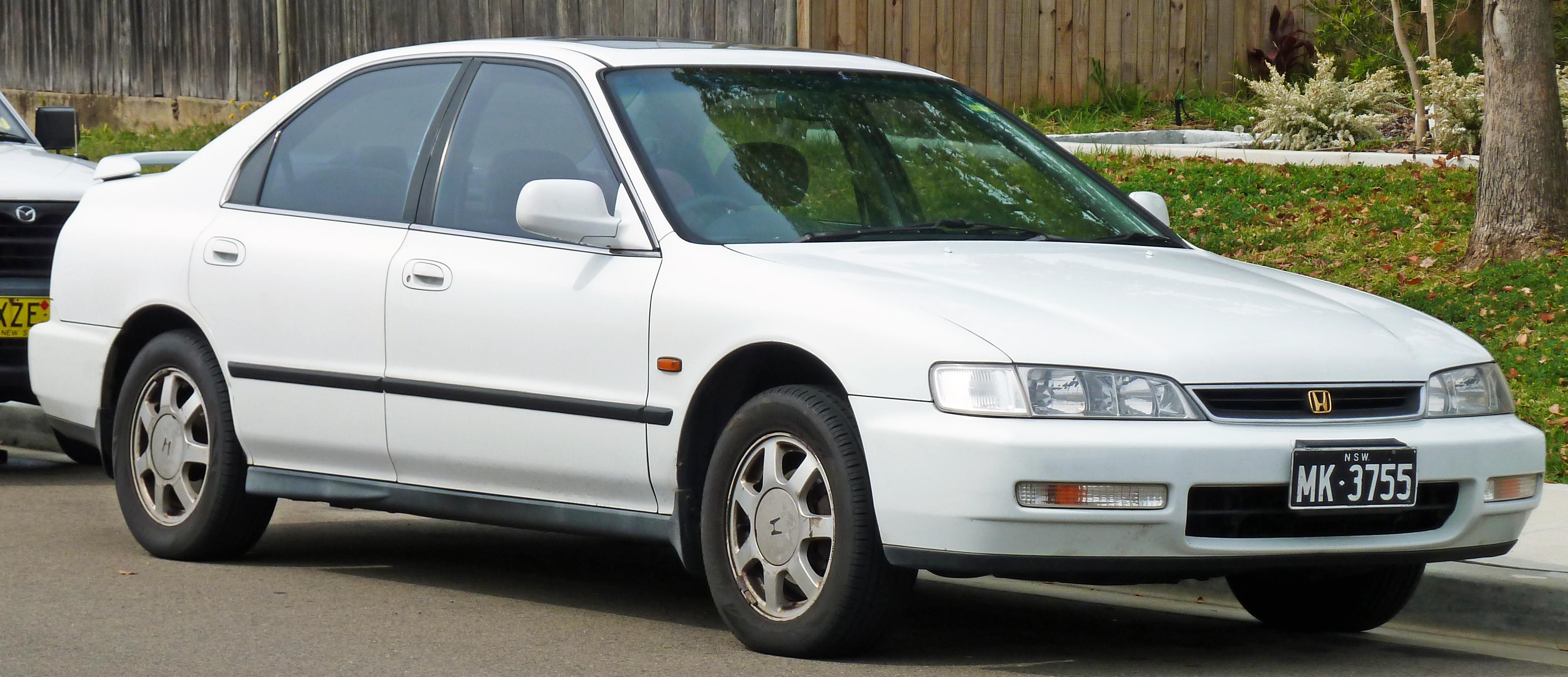 Kekurangan Honda Accord 1997 Spesifikasi