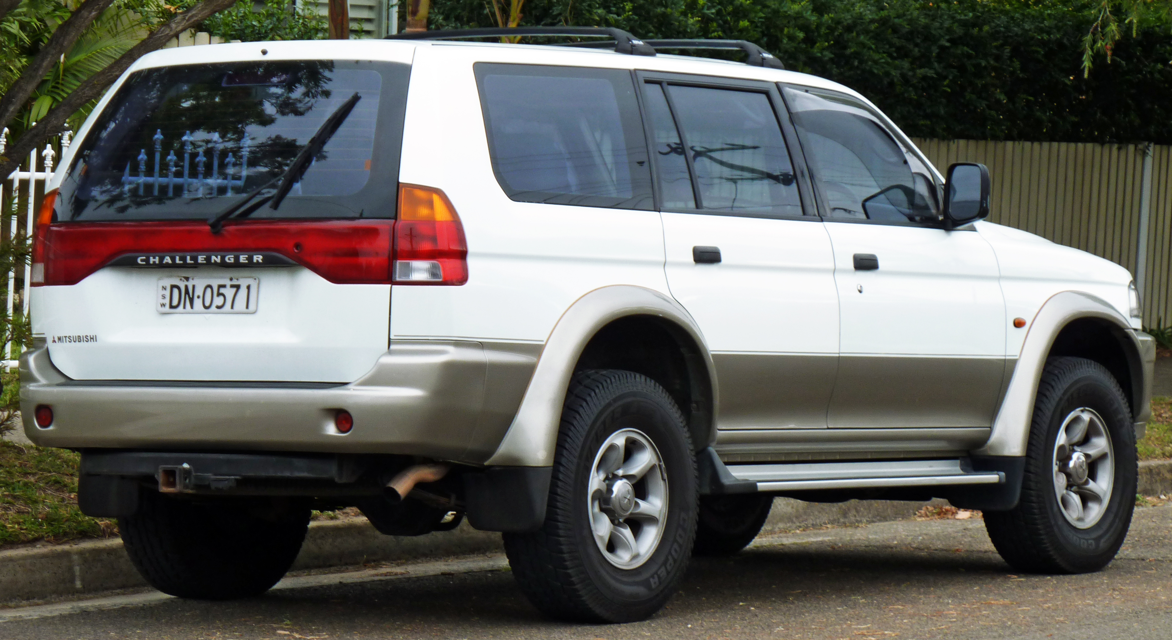 File:1998-2000 Mitsubishi Challenger (PA) wagon 03.jpg ...
