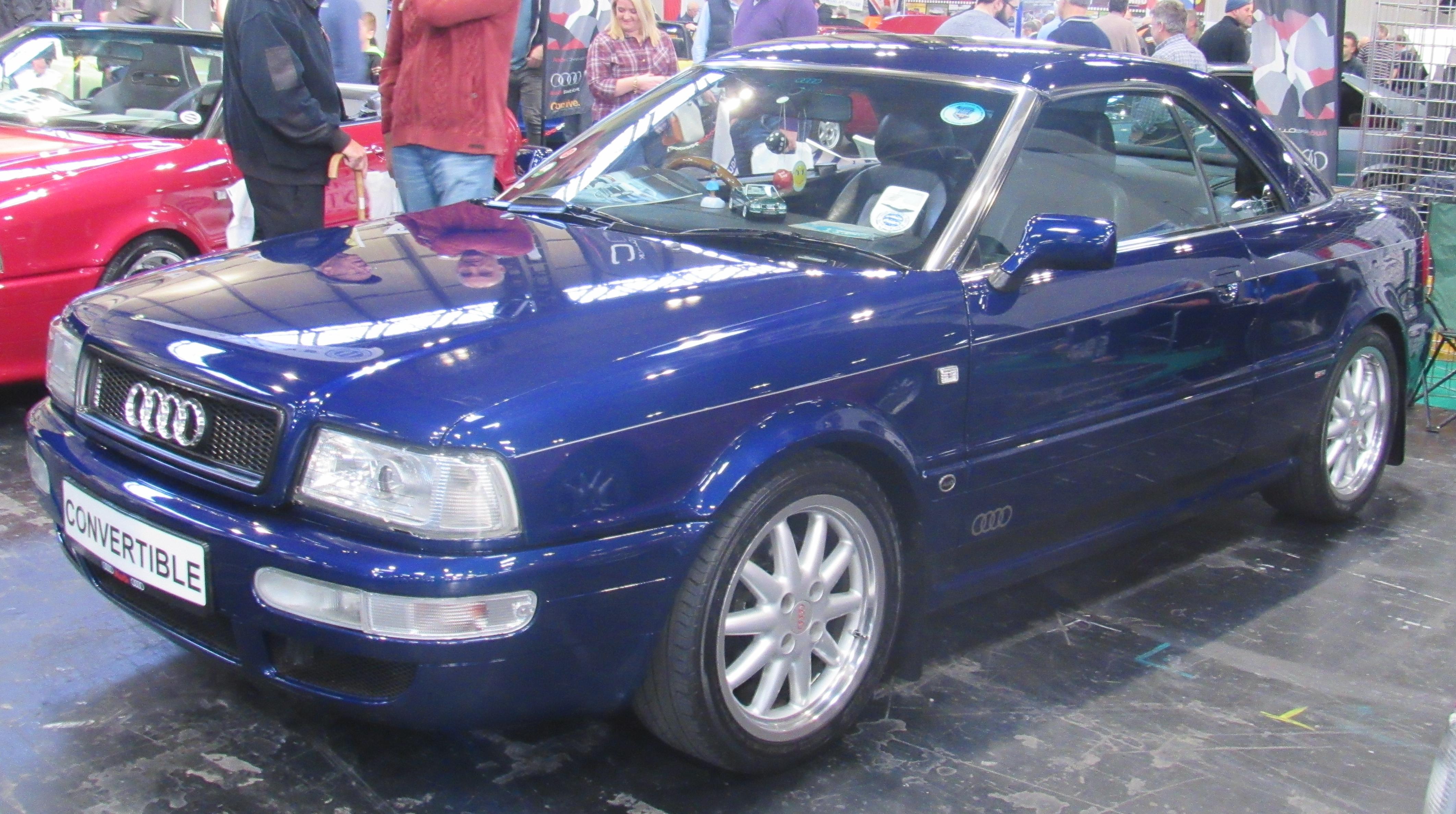 Kekurangan Audi 1998 Tangguh