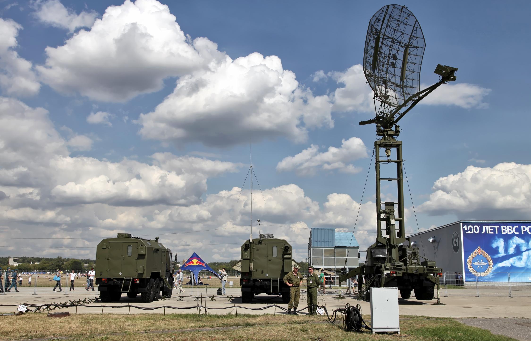 CODAI 39N6E_Kasta-2E2_radar_-_100th_Anniversary_VVS-R_-02