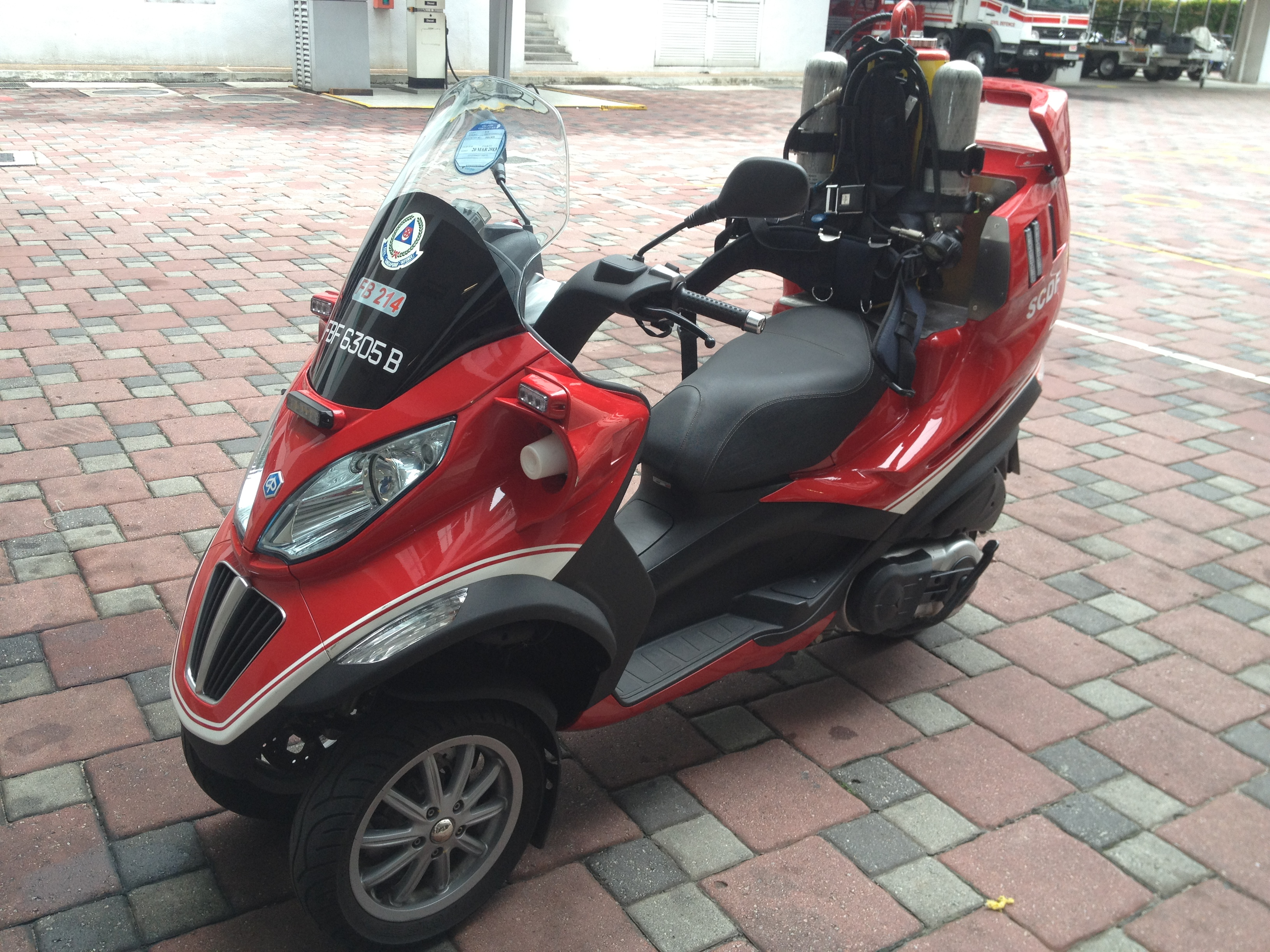 Electric Moped Car
