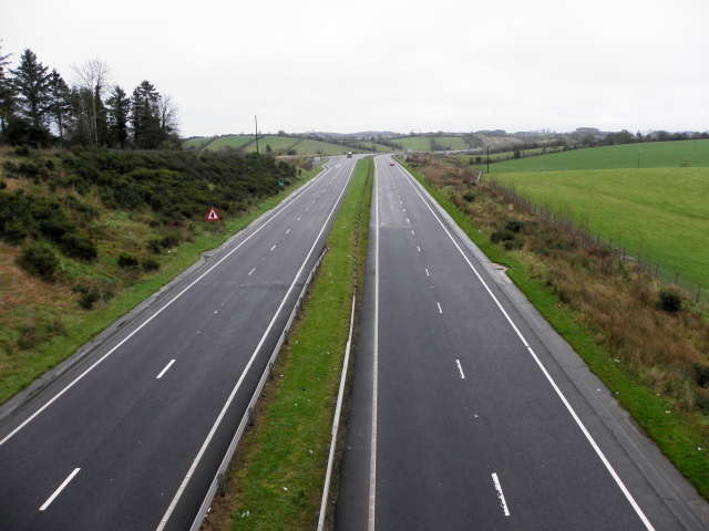 A4 road (Northern Ireland) Quiz