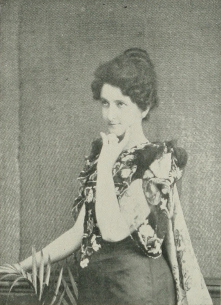 ANNIE JENNESS MILLER A woman of the century (page 514 crop).jpg