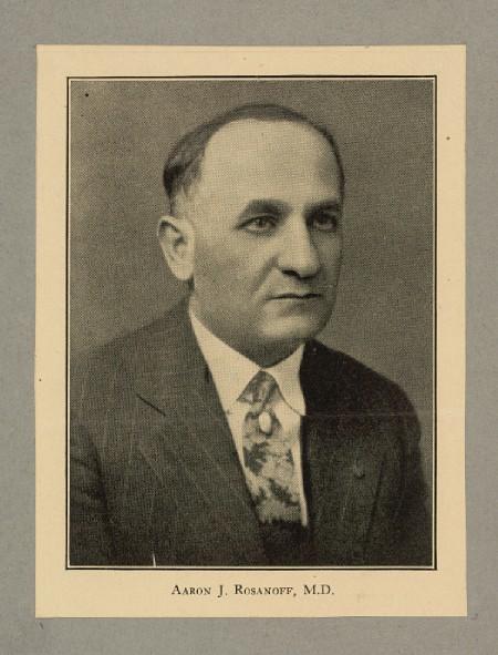 image of Aaron Rosanoff