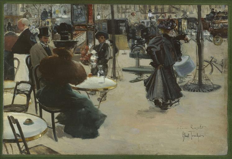 File:Abel-Truchet - Scène de rue.jpg