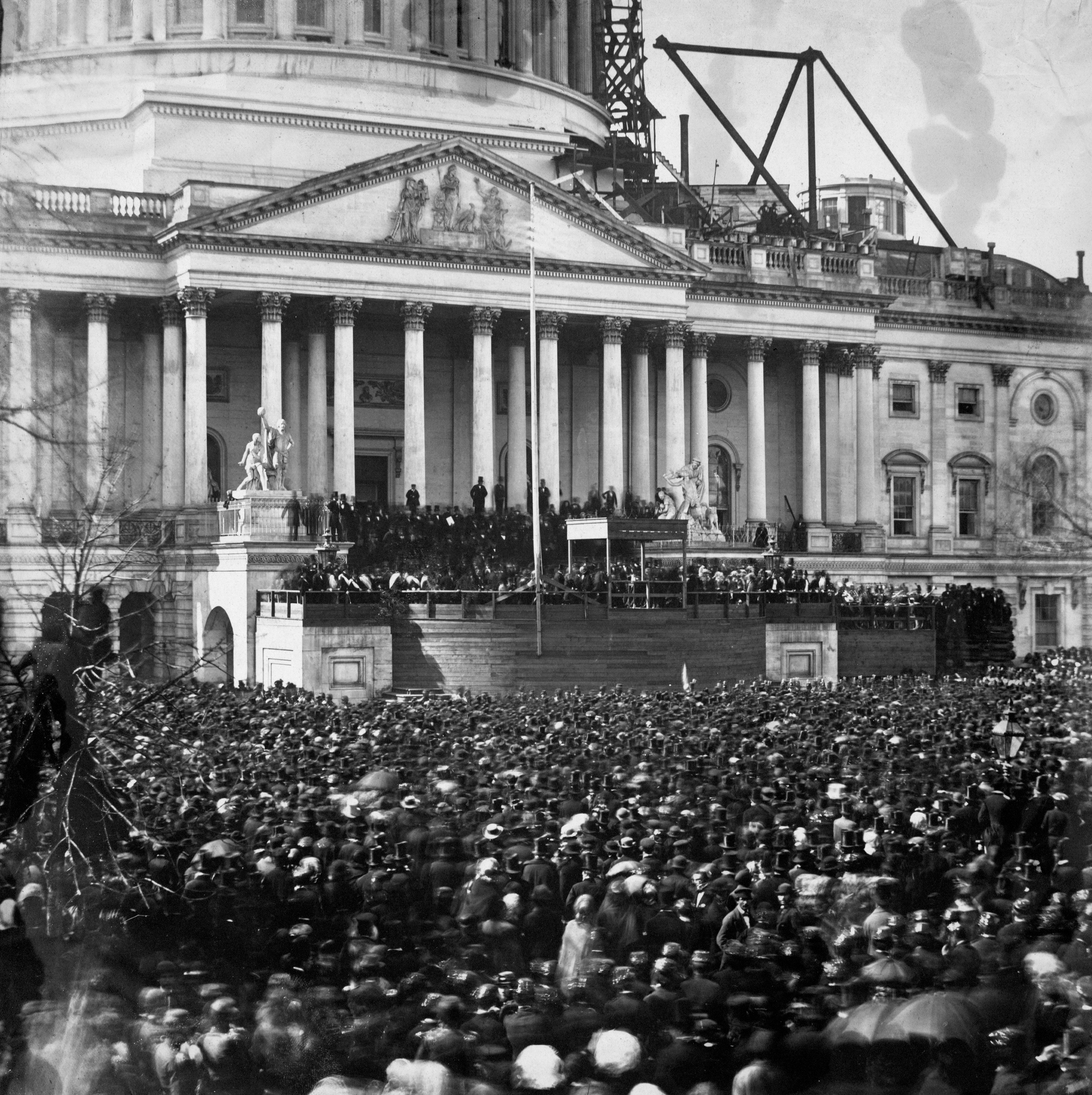 Abraham Lincoln's first inaugural address - Wikipedia