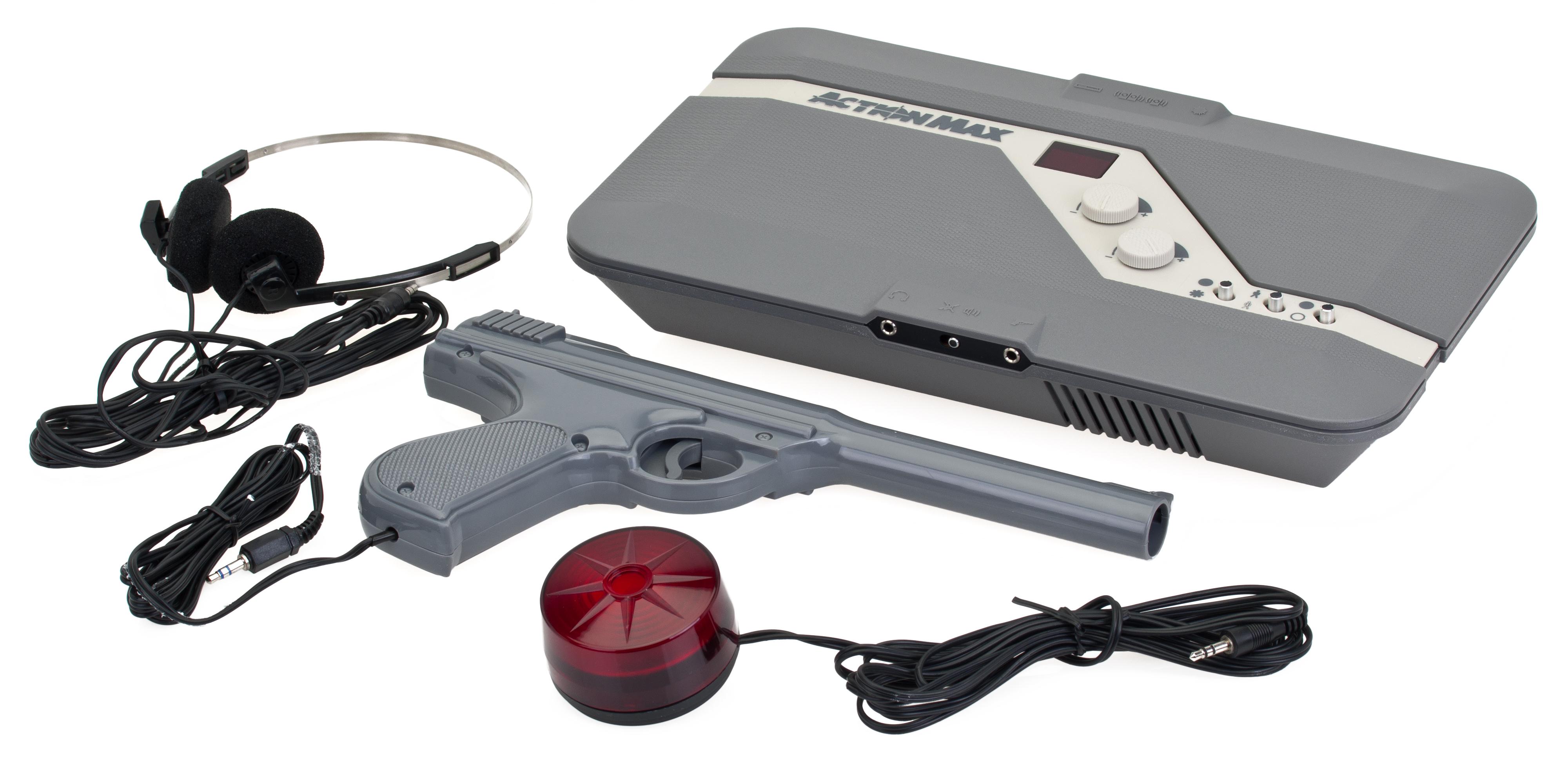 Consolas Raras, Prototipos, o Desconocidas Action-Max-System