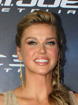 The 35-year old daughter of father Jeff Palicki and mother Nancy Palicki Adrianne Palicki in 2018 photo. Adrianne Palicki earned a  million dollar salary - leaving the net worth at 4 million in 2018