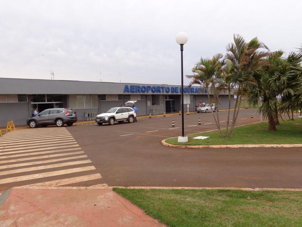 Aeroporto Regional de Dourados – Wikipédia, a enciclopédia livre