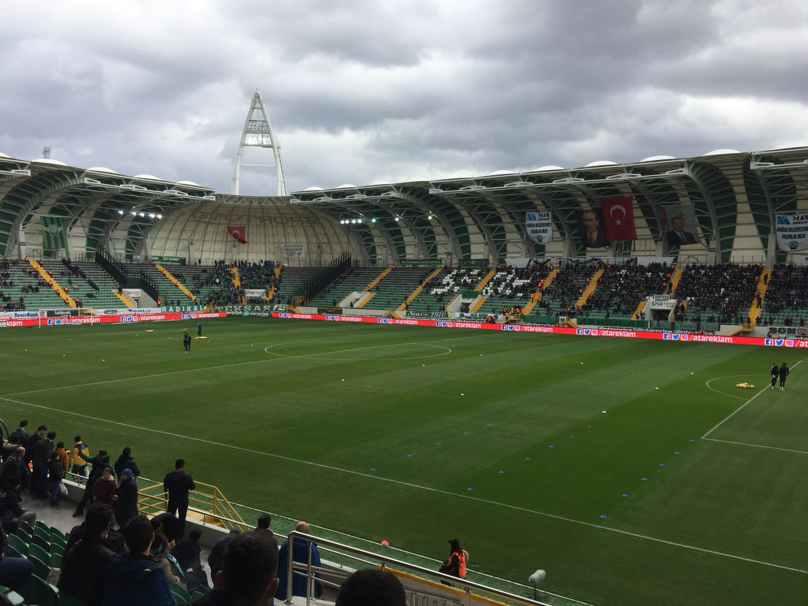 Image result for spor toto akhisar stadium