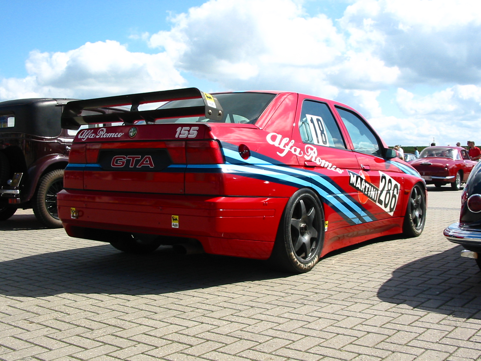 Alfa Romeo klub Srbija Alfisti \u2022 Pogledaj temu  Alfa Romeo 155 167