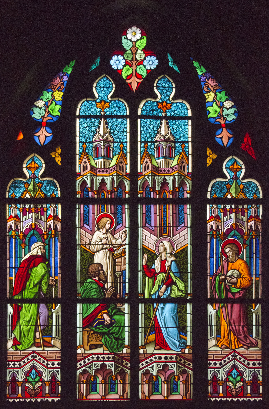 File amberg glasfenster 2167 wikimedia commons - Architekt amberg ...