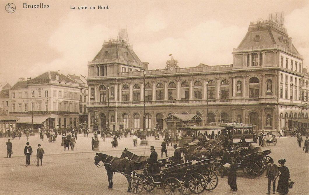 Plan De La Vielle Ville De Bordeaux