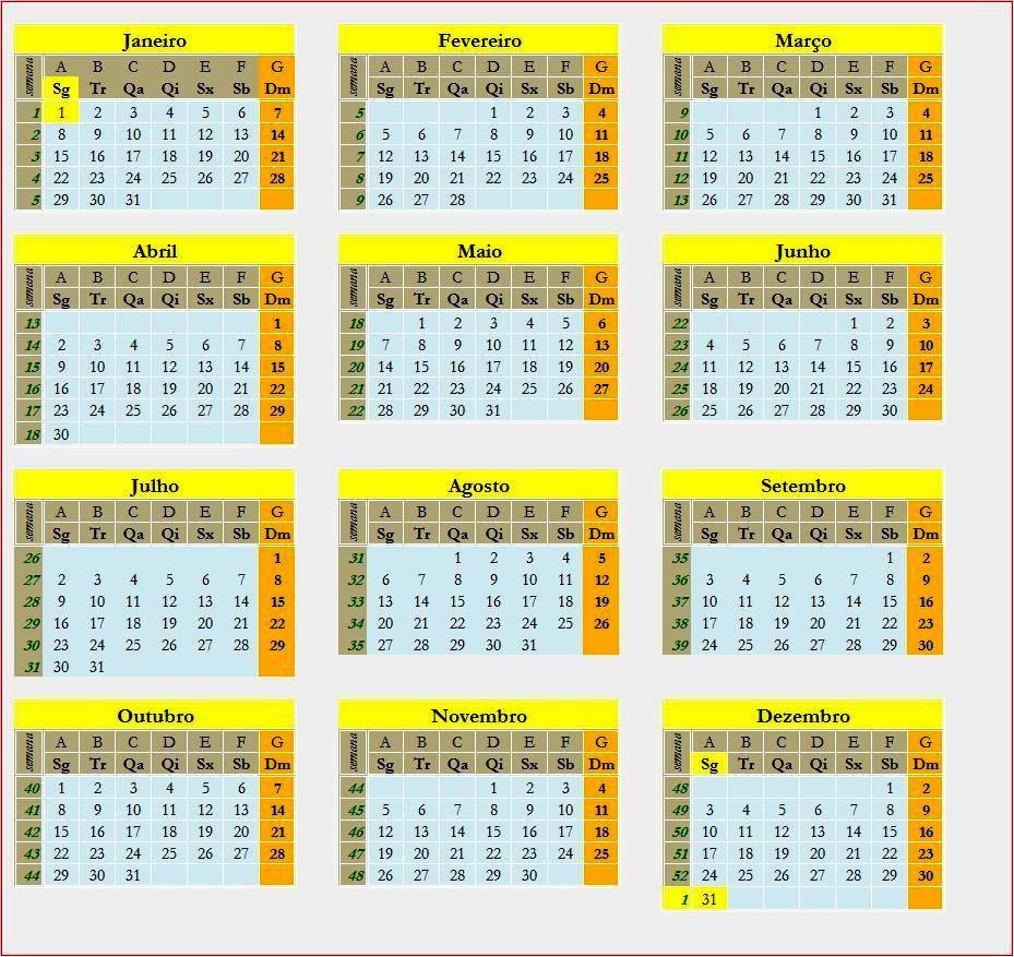 Calendario 1973.1973 Wikipedia A Enciclopedia Livre