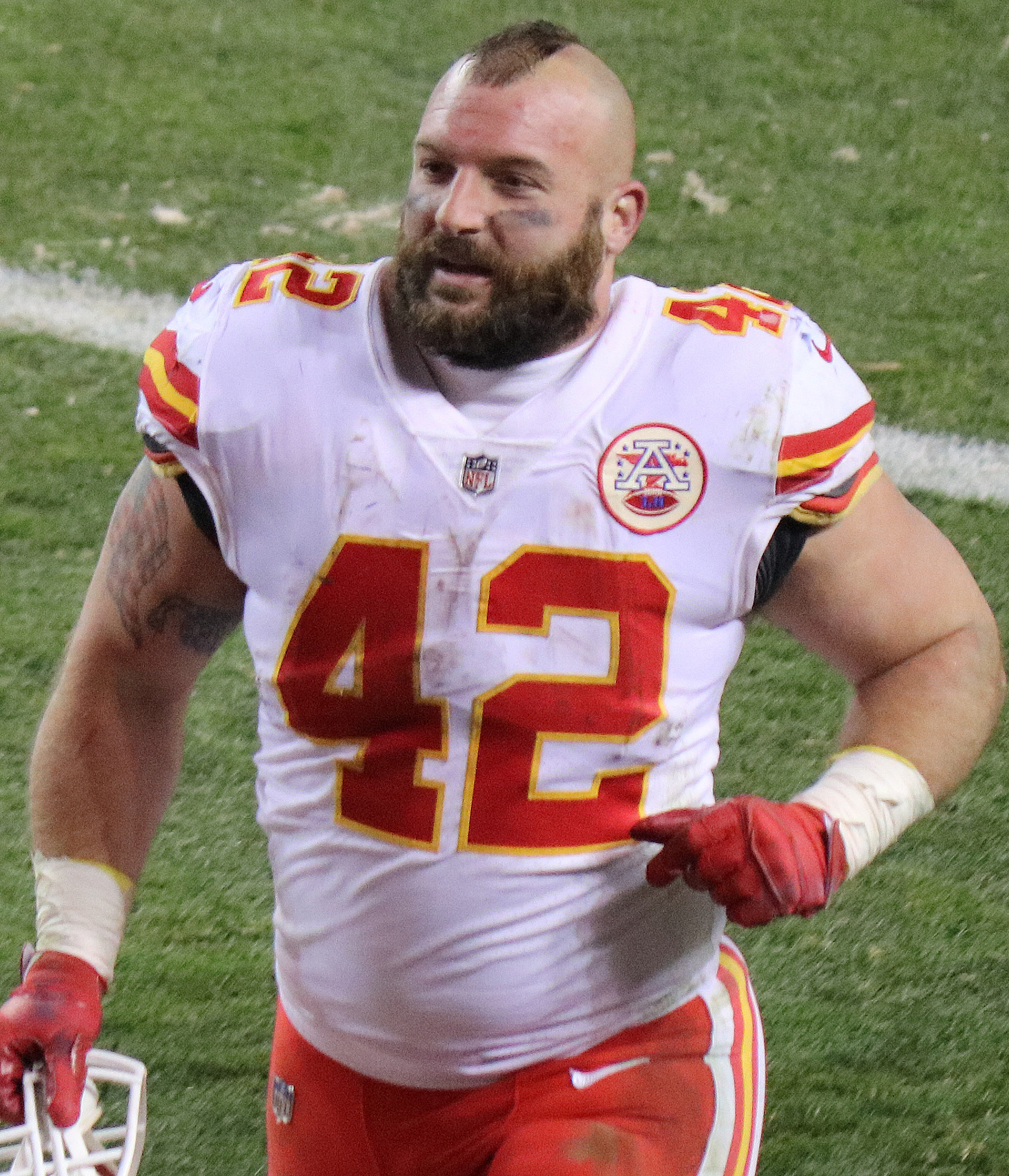 Anthony Sherman Wikipedia