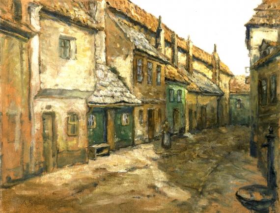 Anton%C3%ADn_Slav%C3%ADček_(1870_-_1910)_-_Zlatá_ulička.jpg