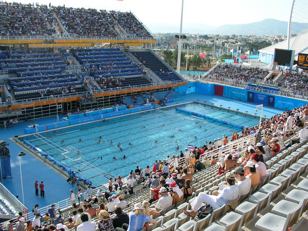 Pallanuoto ai giochi della xxviii olimpiade wikipedia for Centre des arts de shawinigan piscine