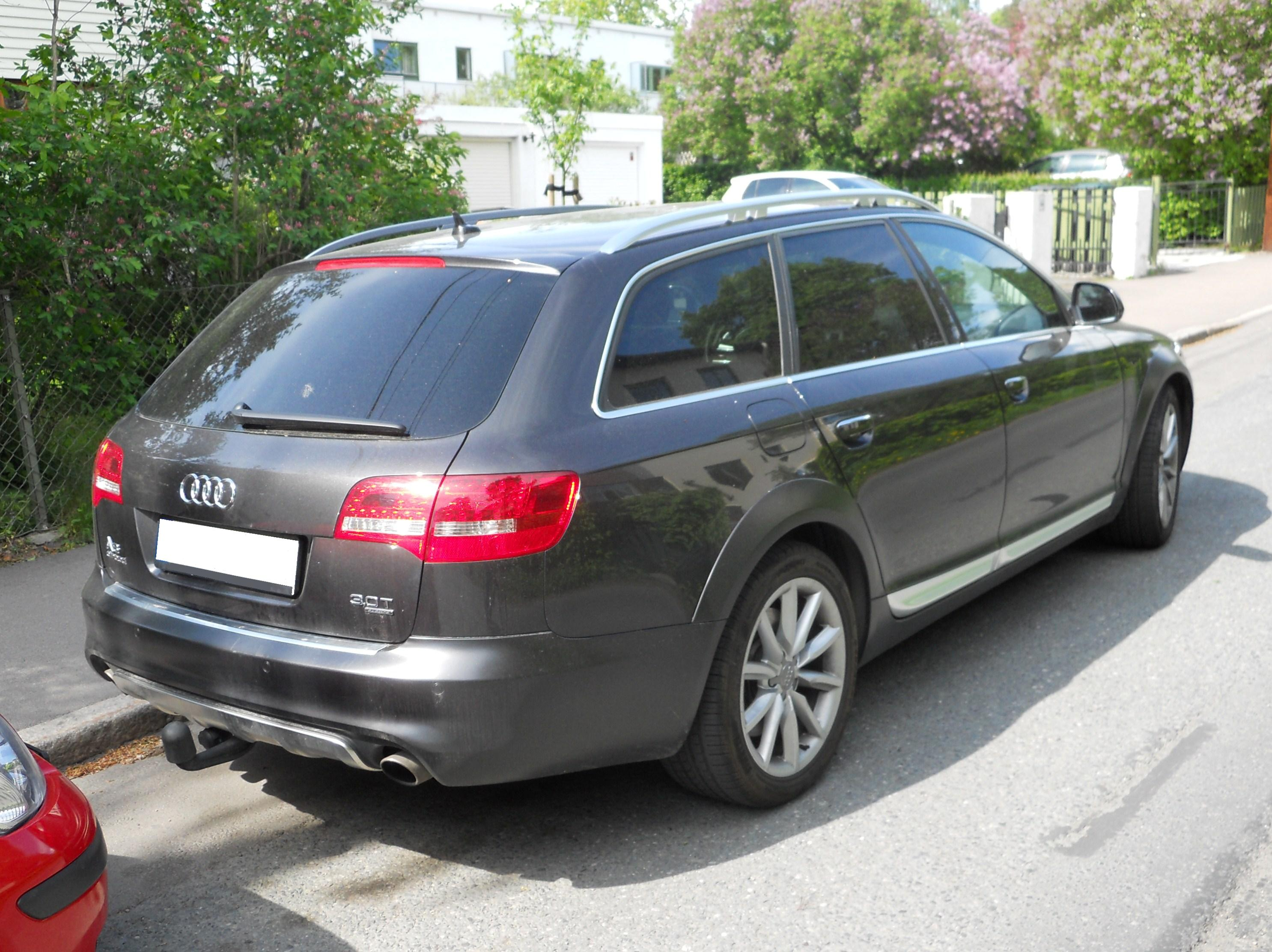 Audi A6 3.0T >> File:Audi A6 Allroad 3.0T Quattro.jpg - Wikimedia Commons