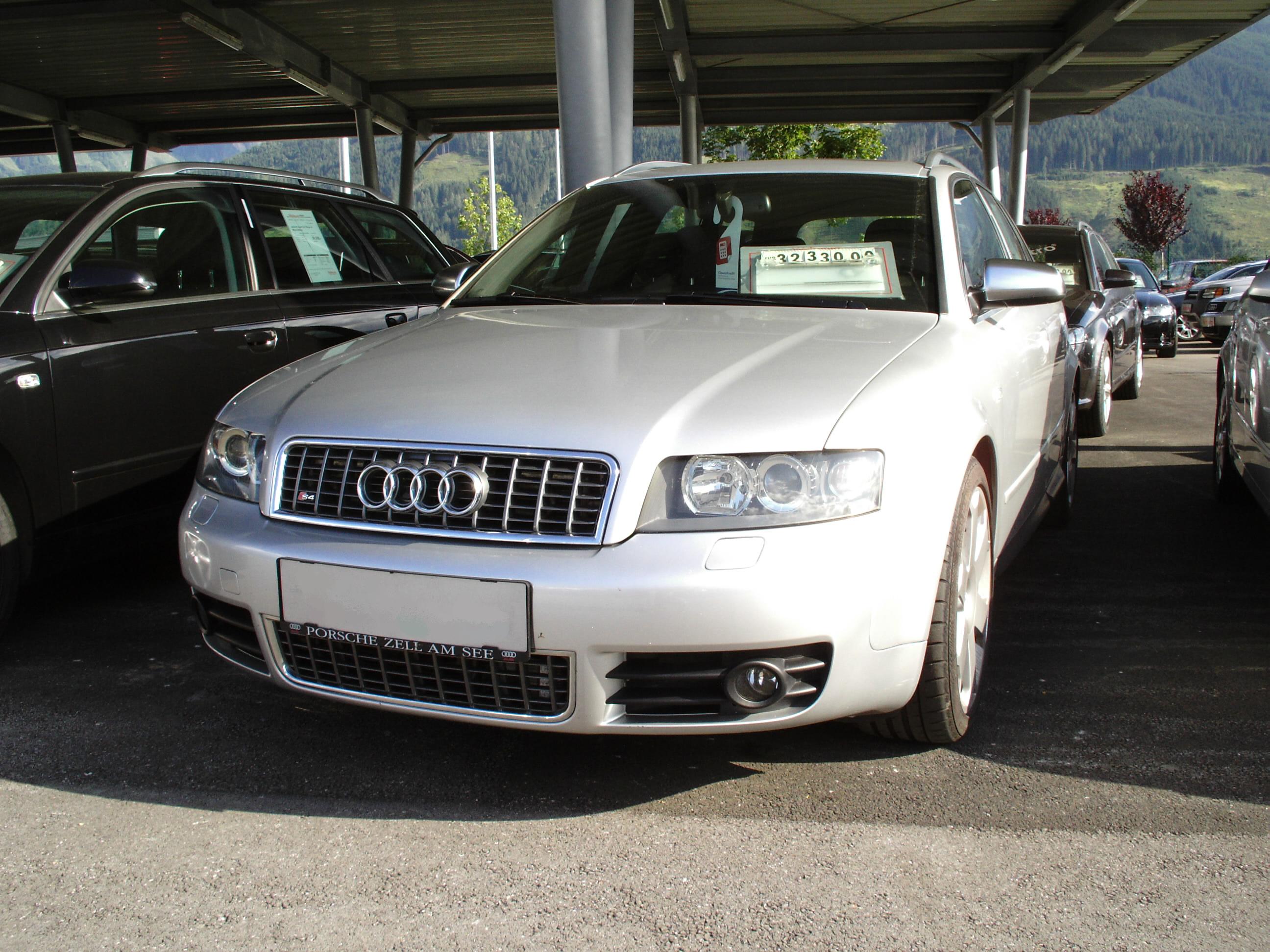 File:Audi S4 B6 Avant.PNG - Wikimedia Commons