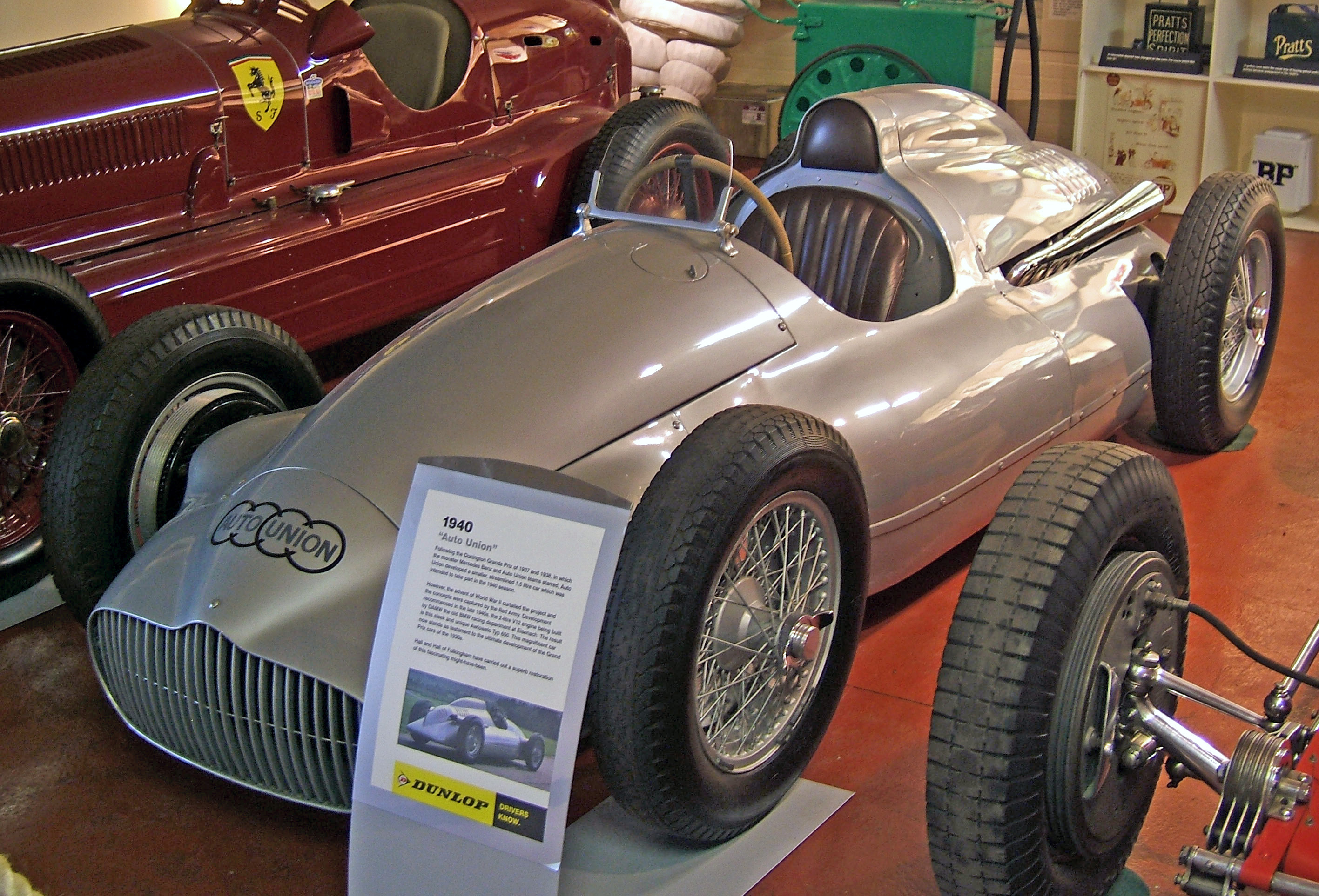 Auto Union Racing Car Wikiwand