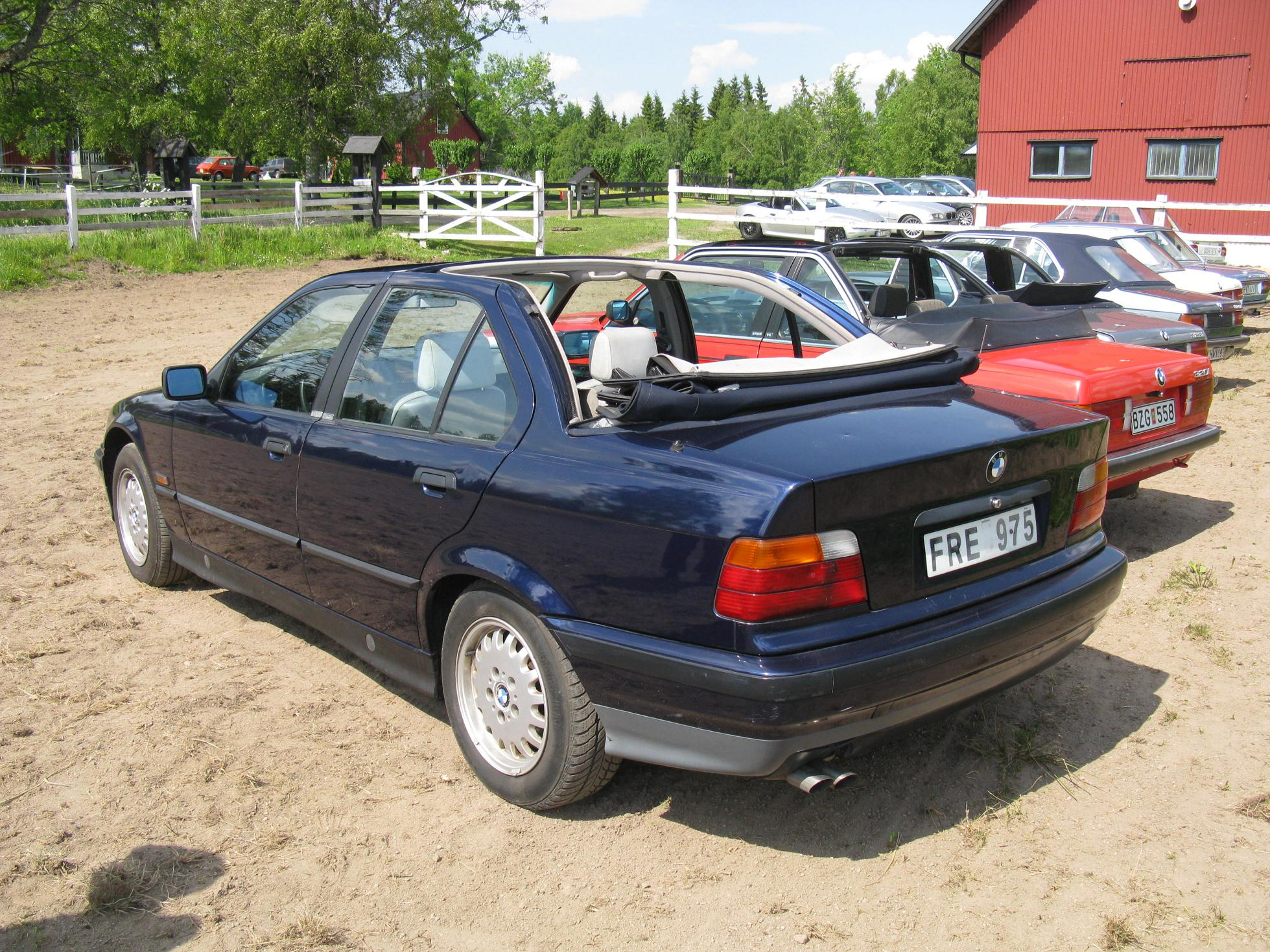 Worst Looking Convertible Roof Page 2 General Gassing 1988 Bmw 325i Fuse Box Pistonheads
