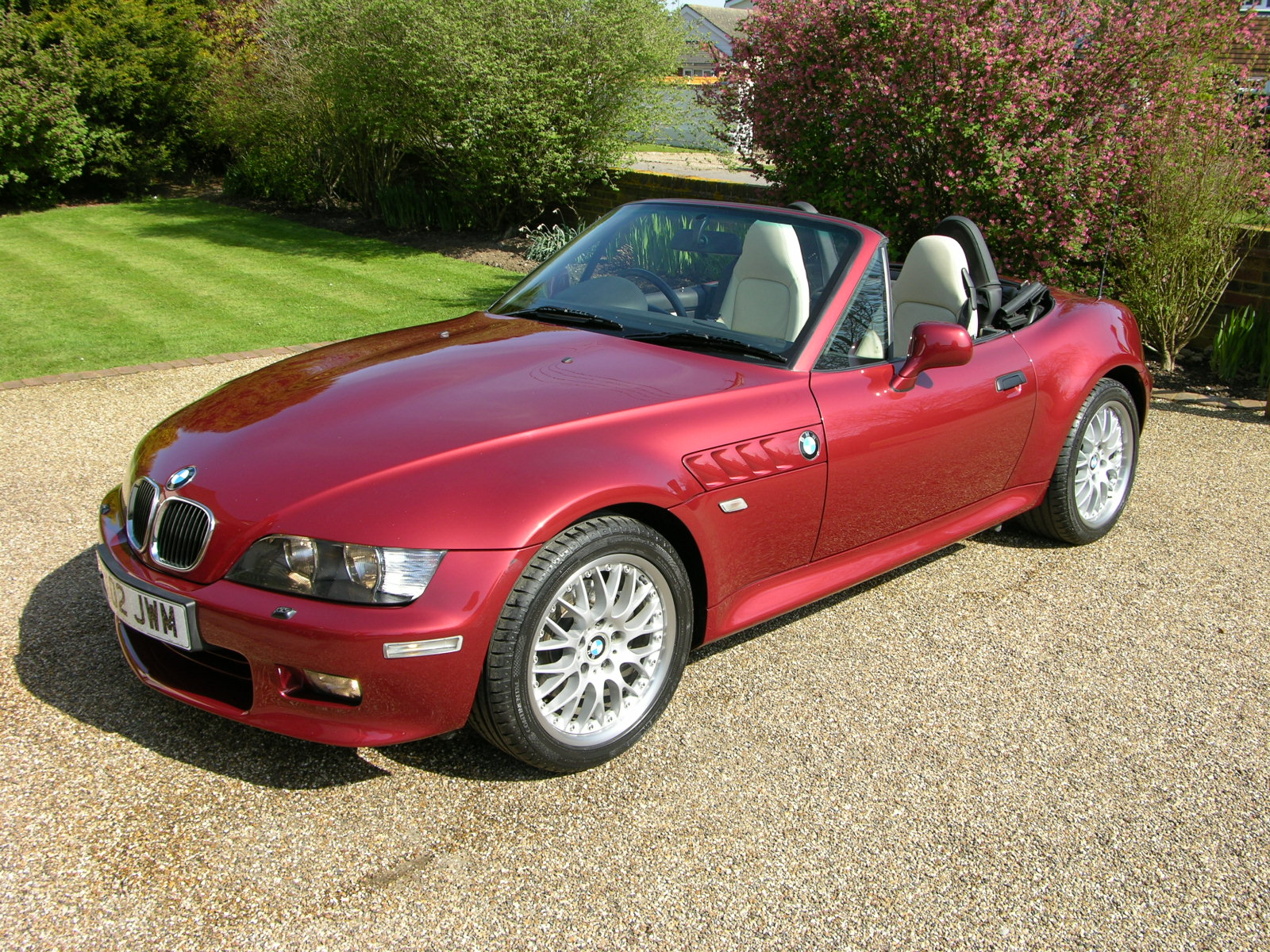 File Bmw Z3 3 0i Calypso Red 2002 Flickr The Car Spy 17 Jpg Wikimedia Commons