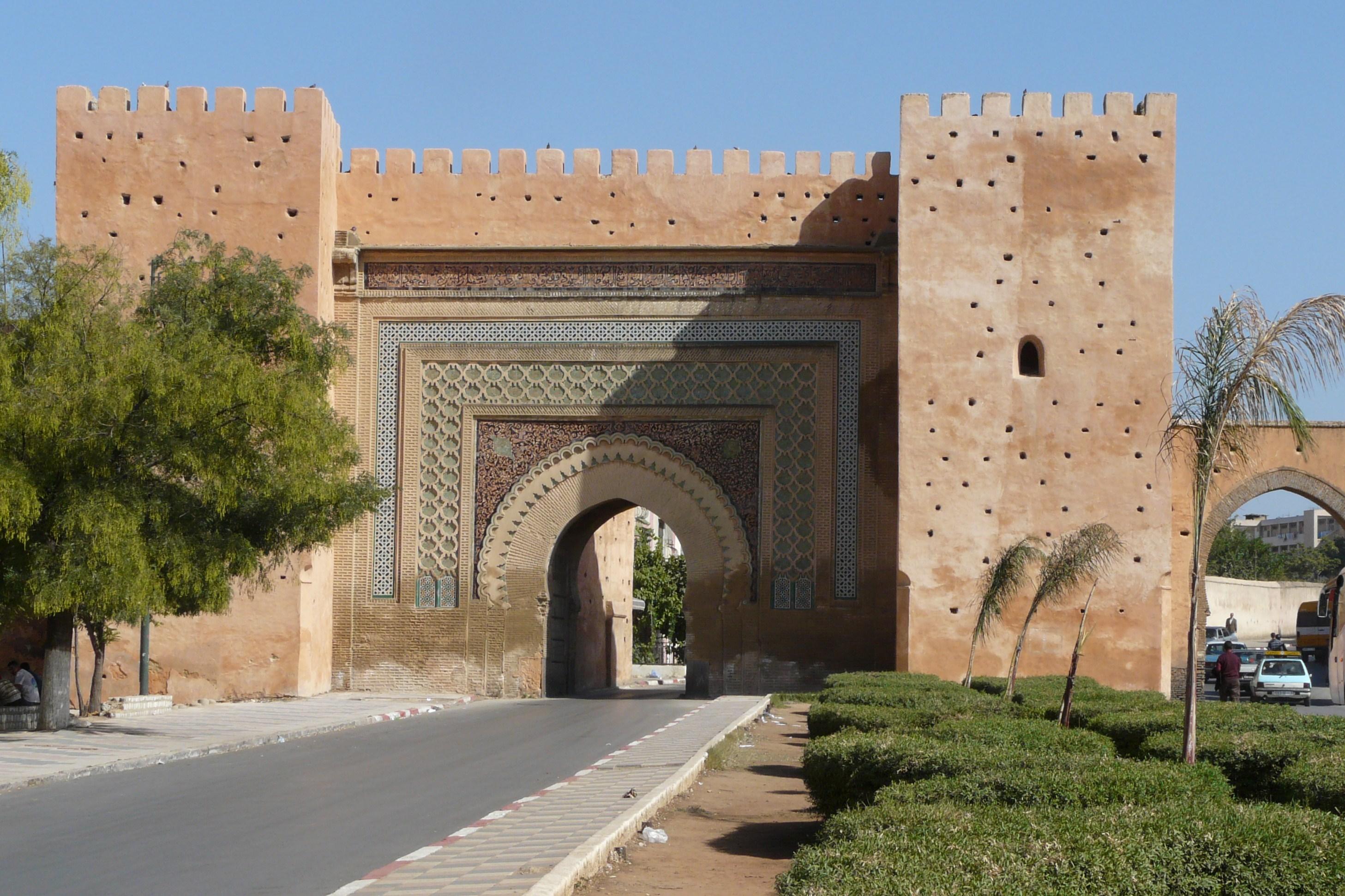 Meknes Bab el-Khemis
