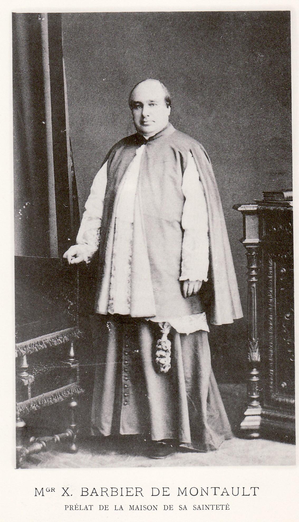 X Barbier de Montault L Octave des ss Ap´tres Pierre et Paul  Rome avec une description détaillée du pontifical du Pape dans la basilique de s